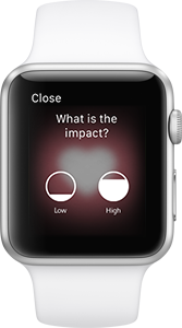 Realifex for Apple Watch - Impact
